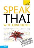 Teach Yourself Speak Thai with...
