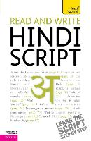 Teach yourself read and write Hindi...