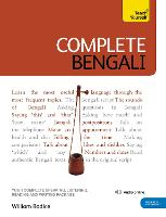 Teach Yourself complete Bengali