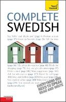 Teach yourself Complete Swedish