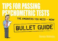 Tips for Passing Psychometric Tests