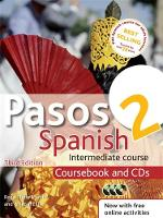 Pasos - Level 2 - Coursebook & CDs