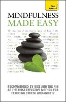 Mindfulness Made Easy: Teach ...