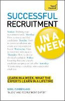 Successful Recruitment in a Week:...