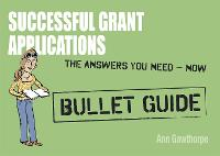 Successful Grant Applications: Bullet...