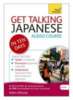 Get talking Japanese in ten days