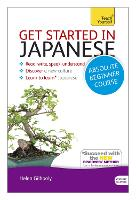 Teach Yourself Get started in Japanese