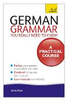 Teach Yourself German grammar you...