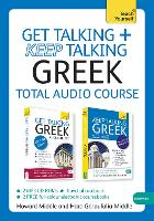 Get talking + Keep talking Greek