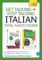Get talking + Keep talking Italian