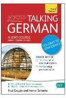 Teach Yourself Keep talking German