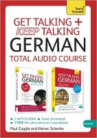 Get talking + keep talking German