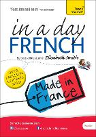 Teach yourself in a day: French - MP3...