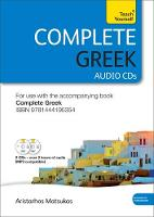 Complete Greek (Learn Greek with ...