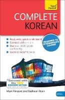 Teach Yourself Complete Korean