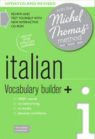 Italian vocabulary builder+ with the...