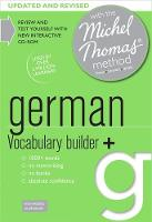 German vocabulary builder+ with the...
