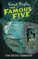 Five Fall into Adventure: Book 9