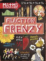 Maths is Everywhere: Fraction Frenzy:...