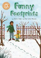 Reading Champion: Funny Footprints:...
