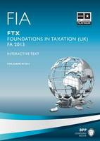 FIA Foundations in Taxation FTX: ...