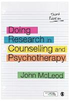 Doing Research in Counselling and...