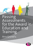 Passing Assessments for the Award in...