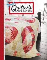Quilter's Desk Diary 2015