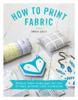How to Print Fabric: Kitchen-table...
