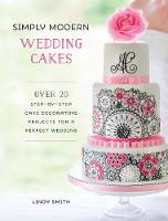 Simply Modern Wedding Cakes: Over 20...