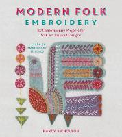Modern Folk Embroidery: 30...