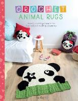Crochet Animal Rugs: Over 20 crochet...