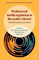 Professional health regulation in the...
