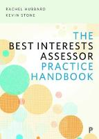 The Best Interests Assessor practice...