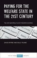 Paying for the Welfare State in the...