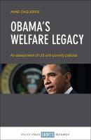 Obama's welfare legacy: An assessment...