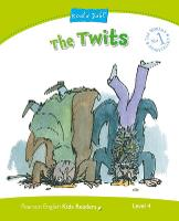 Penguin Kids 4 the Twits (Dahl) Reader