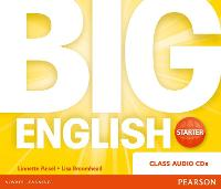Big English Starter Class CD