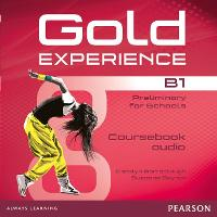Gold Experience B1 Class Audio CDs