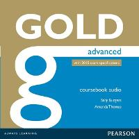Gold Advanced Class Audio CDs