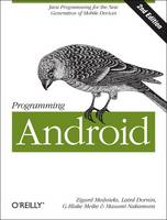 Programming Android: Java Programming...