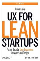 UX for Lean Startups: Faster, Smarter...