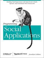 Programming Social Applications:...