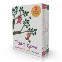Taro Gomi Board Book Boxed Set