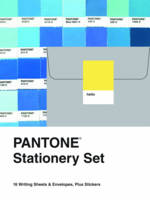 Pantone Stationery Set
