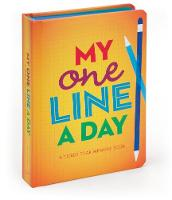 My One Line a Day: A Three-Year ...