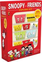 Snoopy and Friends Cupcake Kit:...
