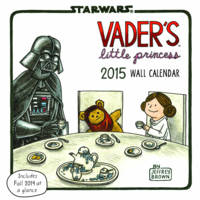Vader's Little Princess 2015 Wall...