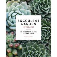 Succulent Garden Notecards: 20...
