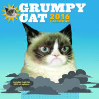 2016 Wall Calendar: Grumpy Cat: 2016